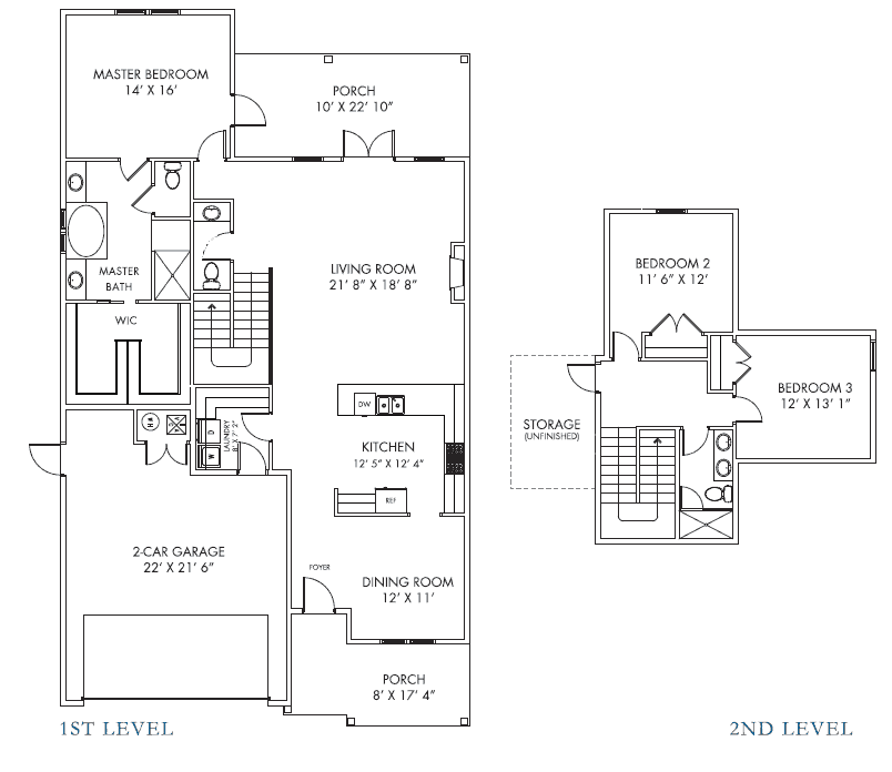 Stillwater 3 floorplan