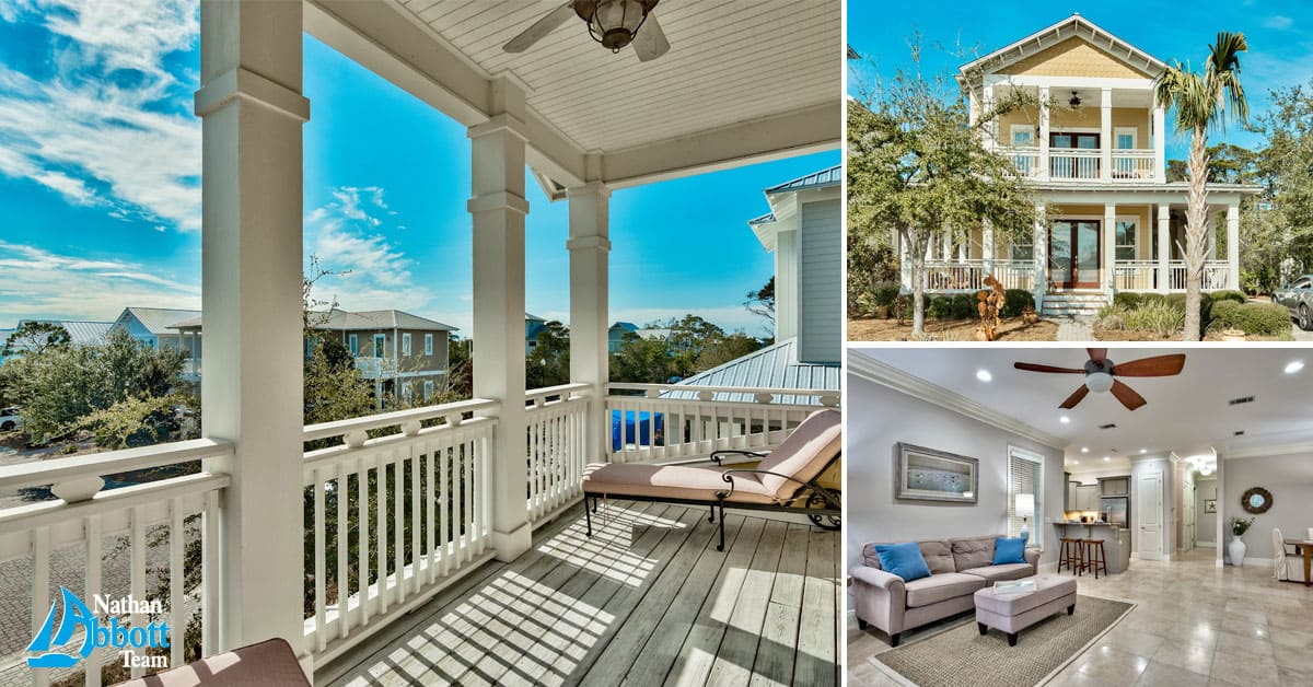 The Preserve at Grayton Beach 240 Morgans Trail, Santa Rosa Beach, FL 32459