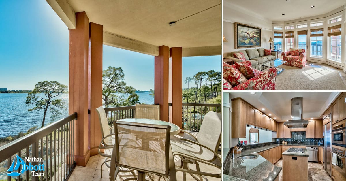 Lakeside Lodge Unit 303,1101 Prospect Promenade, Panama City Beach, FL 32413