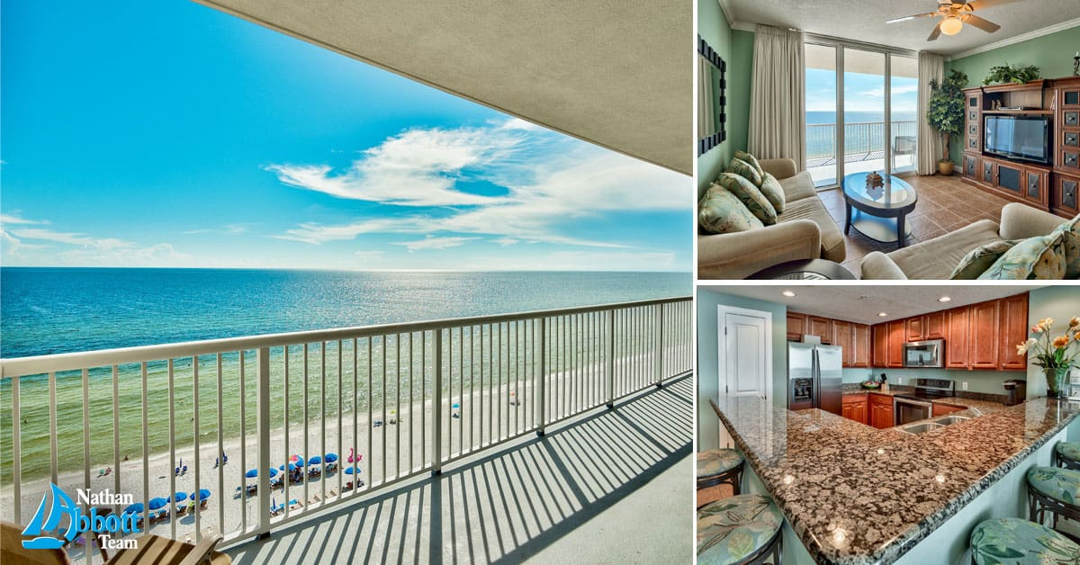 Palazzo Unit 303, 17281 Front Beach Road, Panama City Beach, FL 32413