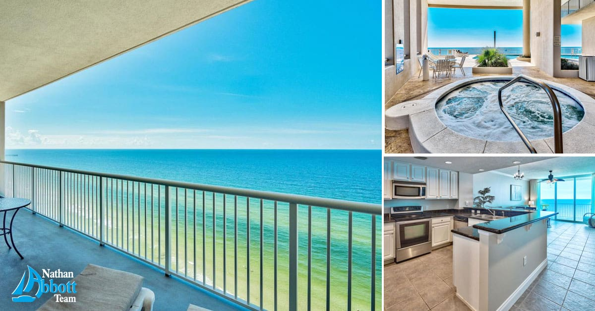Palazzo Unit 1502, 17281 Front Beach Road, Panama City Beach, FL 32413