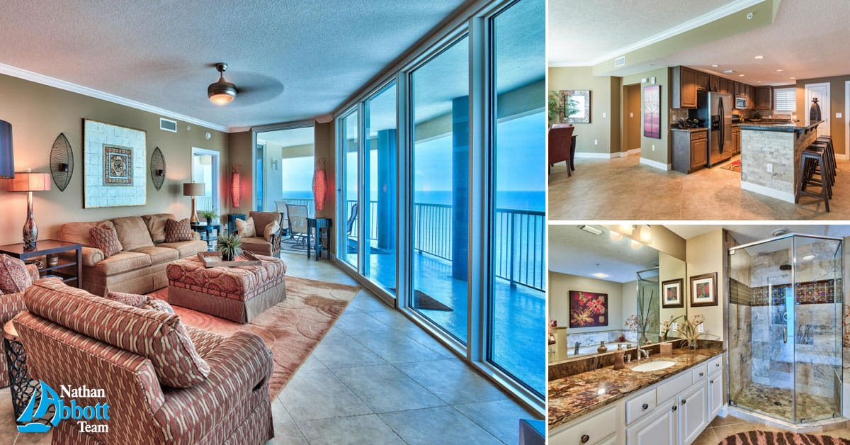Palazzo Unit 508, 17281 Front Beach Road, Panama City Beach, FL 32413