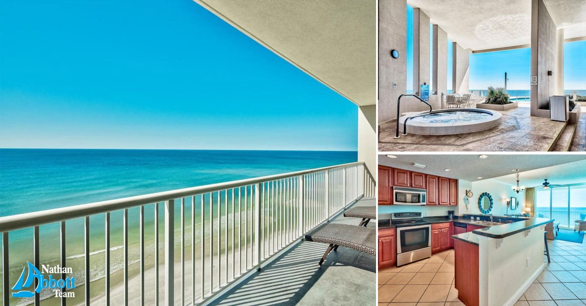 Palazzo Unit 802, 17281 Front Beach Road, Panama City Beach, FL 32413