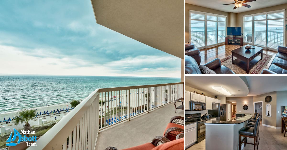 Sunrise Beach Unit 801,14825 Front Beach Road, Panama City Beach, FL 32413
