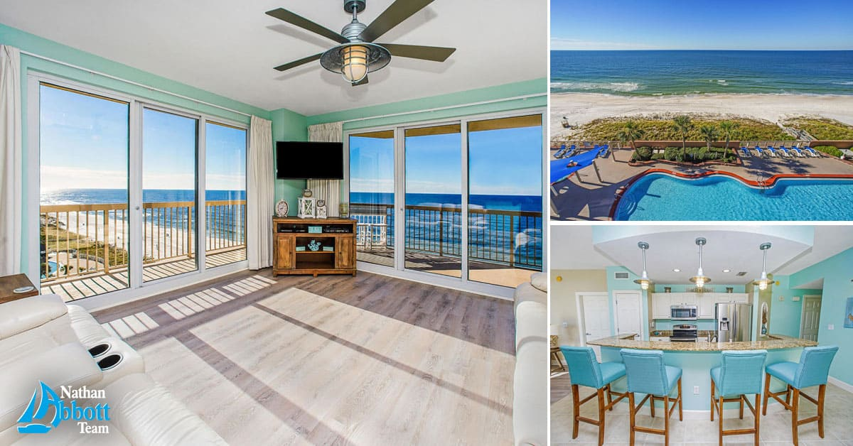 Sunrise Beach Unit 901,14825 Front Beach Road, Panama City Beach, FL 32413
