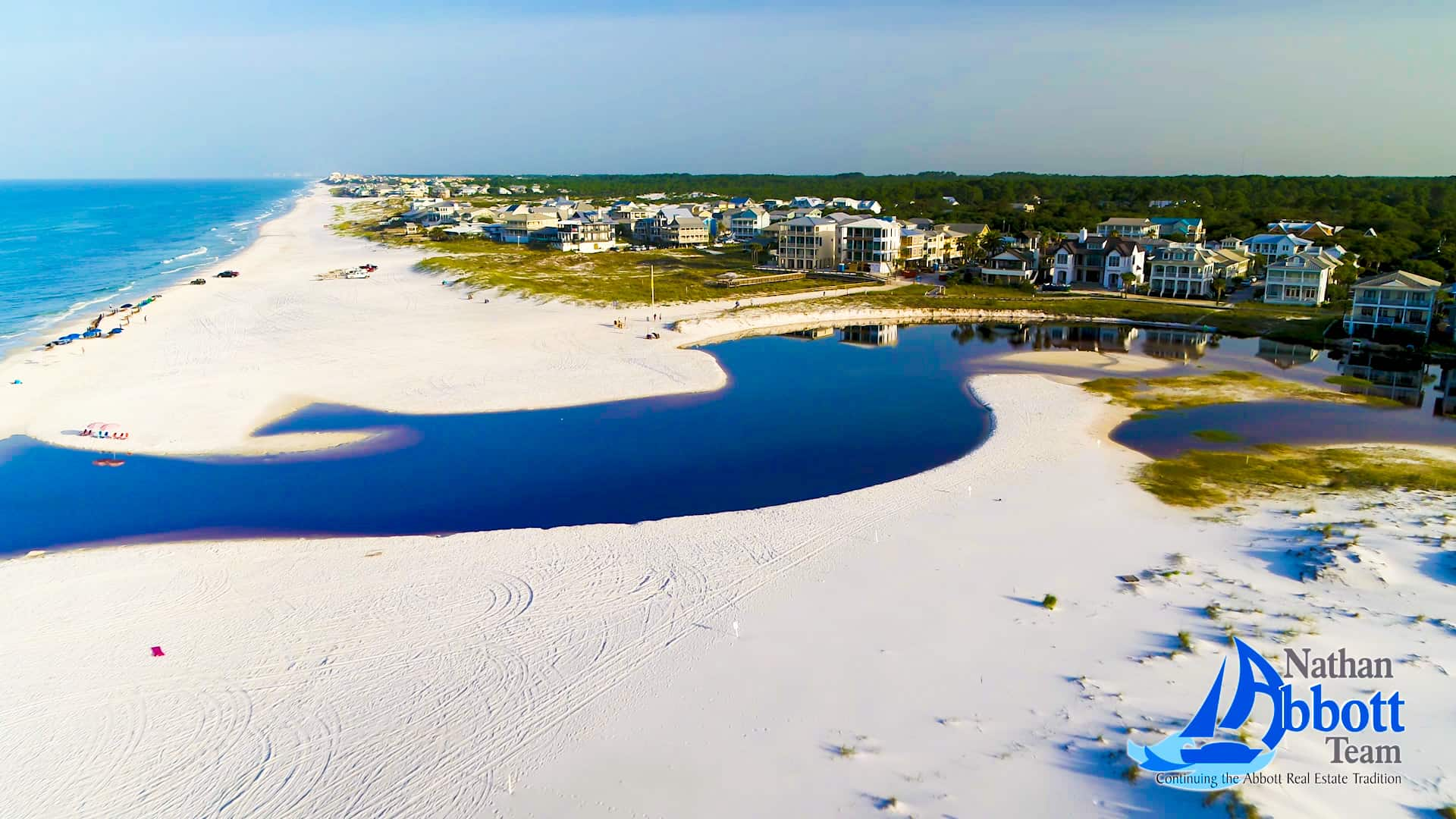Grayton Beach Aerial Tour