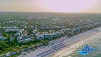 Seaside and Watercolor Aerial Tour