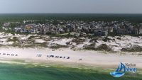 Watersound Beach Aerial Tour