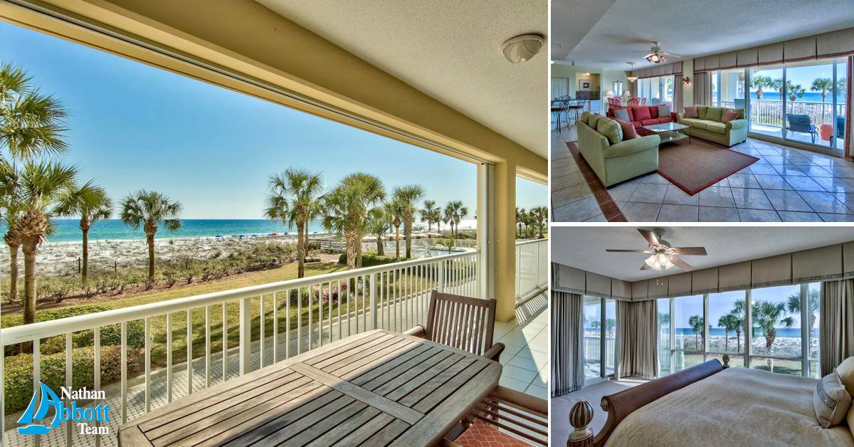 Oceania Unit 103, 720 Gulf Shore Drive, Destin, FL 32541