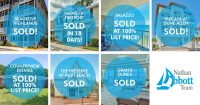 August Homes Sold by the Nathan Abbott Team