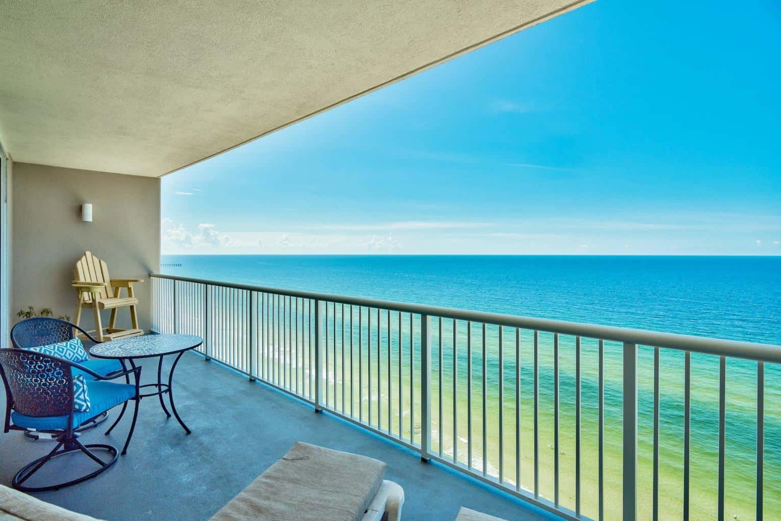 Palazzo, Unit 1502, 17281 Front Beach Road