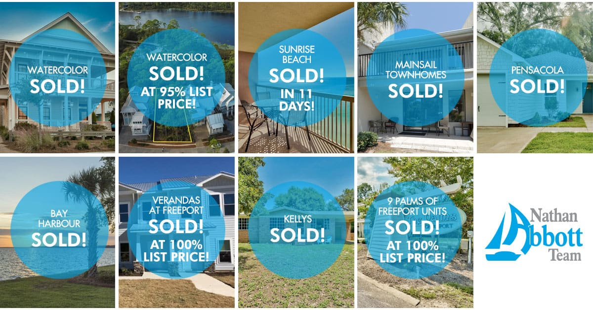 Nathan Abbott Team Homes sold in December 2019